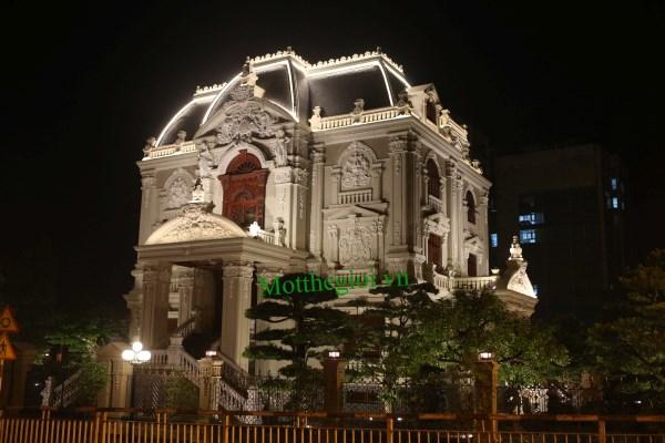 Lâu đài đắt bậc nhất Việt Nam