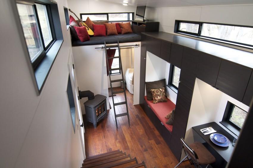 Thiết kế lý tưởng cho căn nhà 20m2