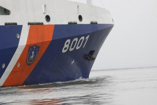 """Hai """"quả đấm thép"""" của Cảnh sát biển sẽ tiếp cận giàn khoan 981"""