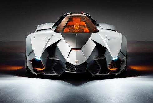 Lamborghini Egoista: Cảm hứng từ máy bay chiến đấu
