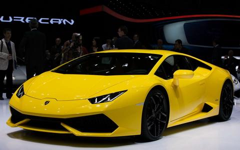 Siêu xe Lamborghini chính hãng về Việt Nam