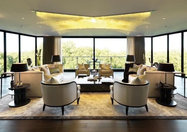 Khám phá nội thất căn hộ đắt nhất thế giới
