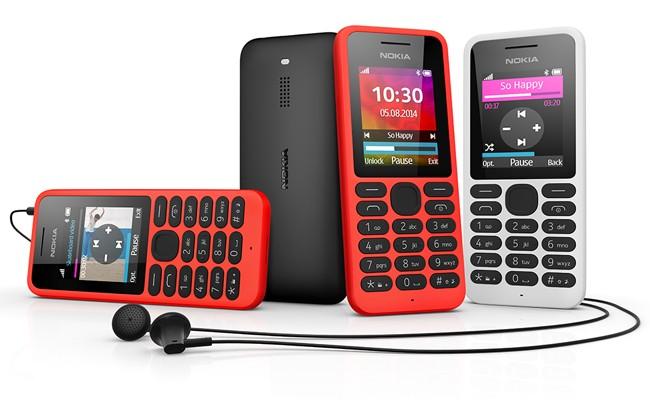 Nokia 130 nghe nhạc, xem phim với giá hơn 500.000 đồng