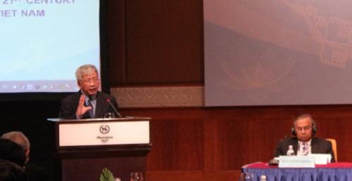 Tướng Nguyễn Chí Vịnh: Không phải cứ nước lớn là có quyền nói to