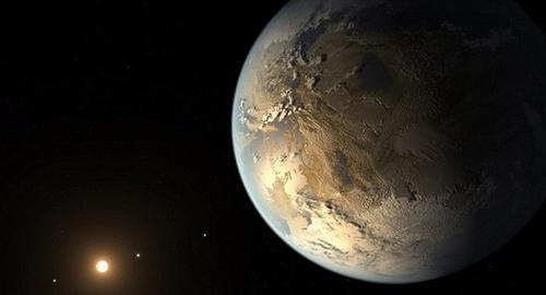 Phát hiện bản sao Trái Đất ngoài Hệ mặt trời