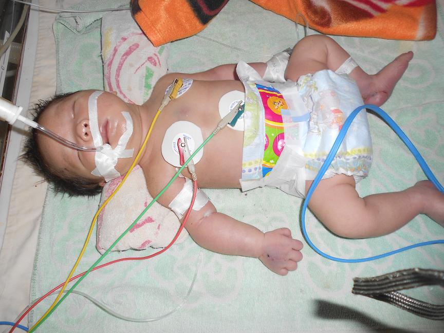 Nghi vấn bệnh viện thiếu trách nhiệm, bé 3 ngày tuổi tử vong