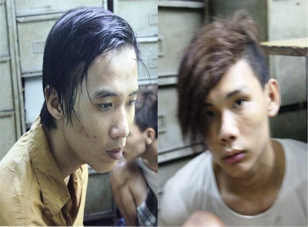 Trinh sát hình rượt bắt 2 tên cướp như phim hành động