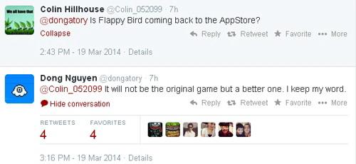 Nguyễn Hà Đông: Flappy Bird sẽ