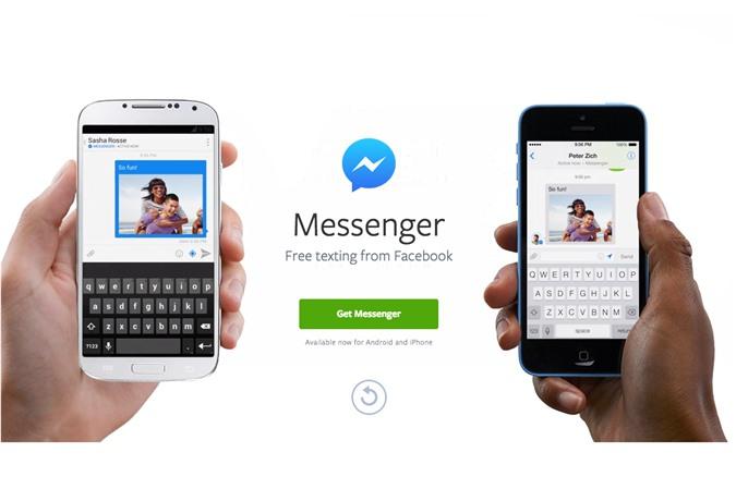 Facebook cho mobile sắp bỏ chức năng nhắn tin