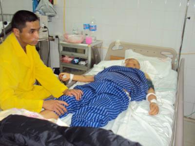 Vụ bố đánh chết con và làm mẹ đẻ vỡ xương sọ chấn động xứ Lạng