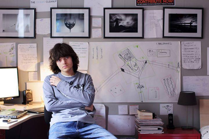 Cận cảnh sáng kiến làm sạch đại dương trong 10 năm của chàng trai 21 tuổi - ảnh 1