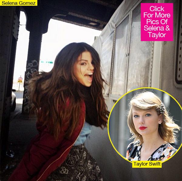 "Selena Gomez: ""Taylor Swift quá nhàm chán"""