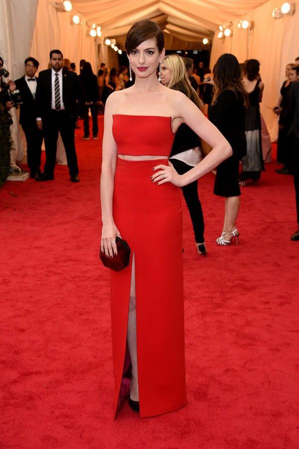 Những bộ đầm đẹp hút mắt trên thảm đỏ Met Gala