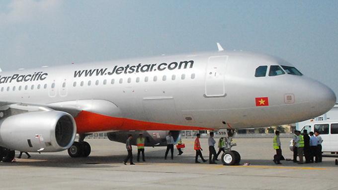 Chuyến bay chậm vì phải kiểm tra khoang chứa hàng