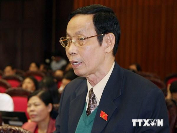 Khai trừ Đảng đối với Chủ nhiệm Đoàn Luật sư TP Hồ Chí Minh - ảnh 1