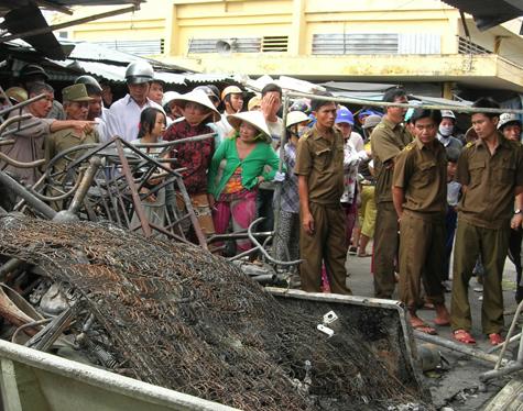 Cháy tiệm giày ở Cần Thơ làm 3 người tử vong là do chập điện