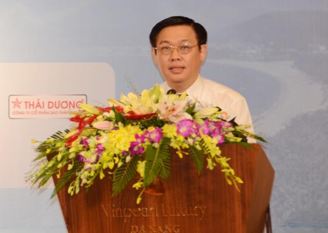 Trưởng Ban Kinh tế Trung ương đưa giải pháp phát triển Miền Trung