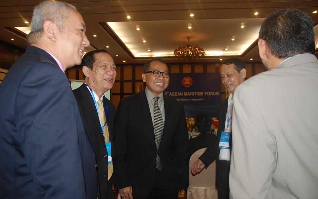 Khai mạc diễn đàn Biển ASEAN lần thứ 5