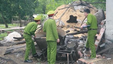 Quảng Nam: Nổ bình hơi, 2 chị em ruột tử vong, 1 người thương nặng