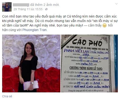 Thành viên nhóm nhạc Việt qua đời vì ung thư não