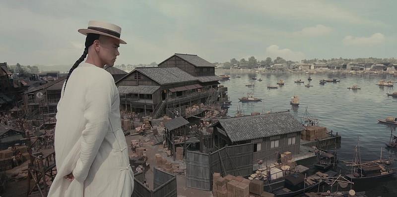 Bành Vu Yến - ngôi sao mới của dòng phim võ thuật Trung Hoa