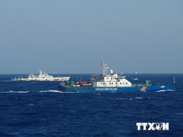 Yêu cầu Trung Quốc chấm dứt các hành động đe dọa hòa bình