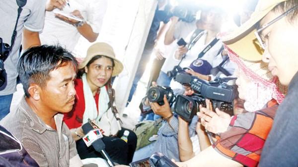 Bằng chứng không thể chối cãi vụ TQ đâm chìm tàu cá Việt Nam