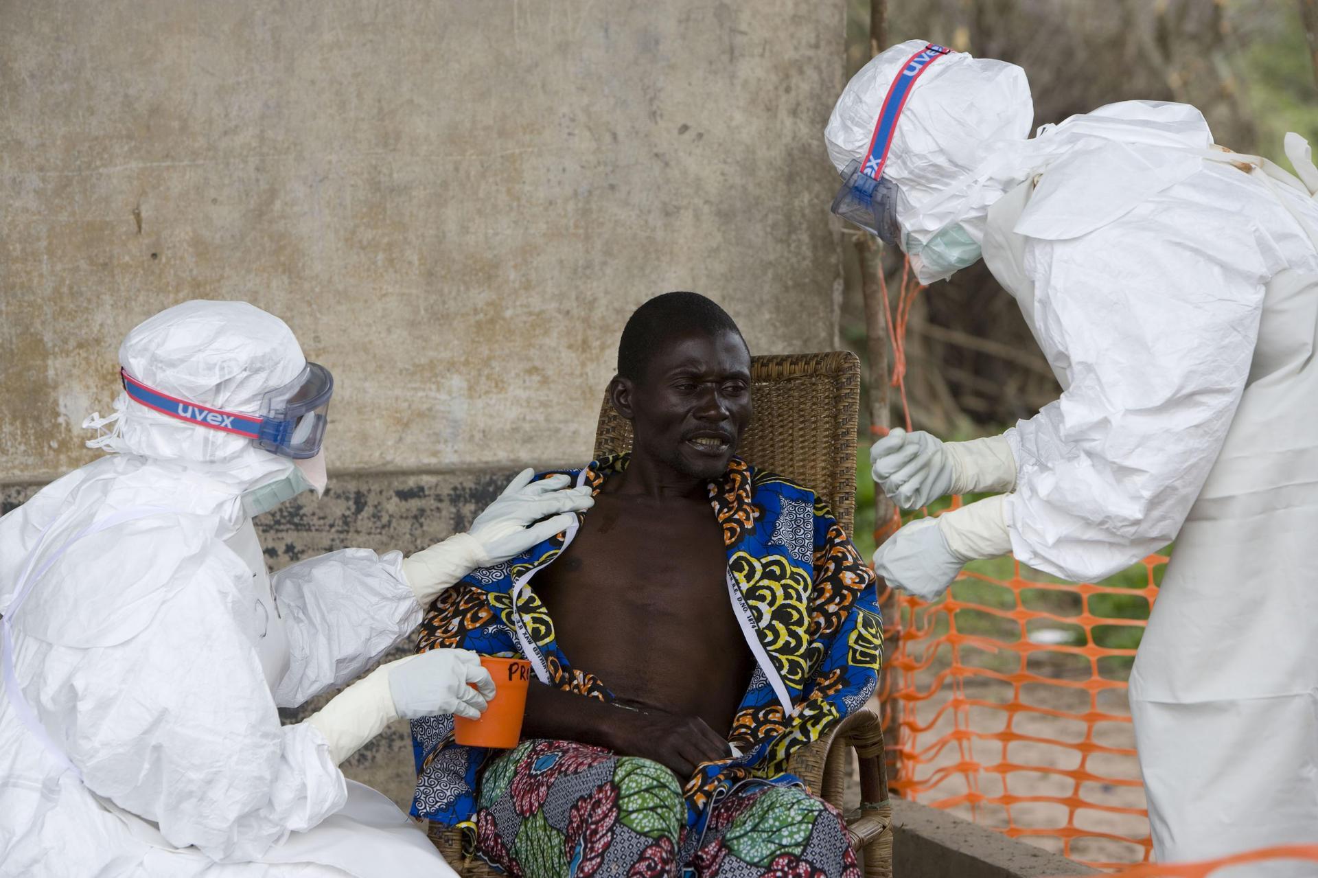 Ebola: Liệu bệnh dịch nguy hiểm này có thể xuất hiện ở Việt Nam?