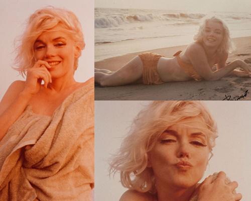 Đấu giá những bức ảnh cuối của huyền thoại Marilyn Monroe - ảnh 1