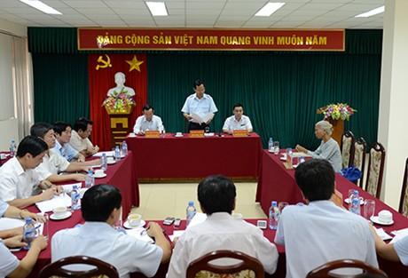 Bộ trưởng, Chủ nhiệm VPCP và Tổng TTCP lần đầu tiếp công dân