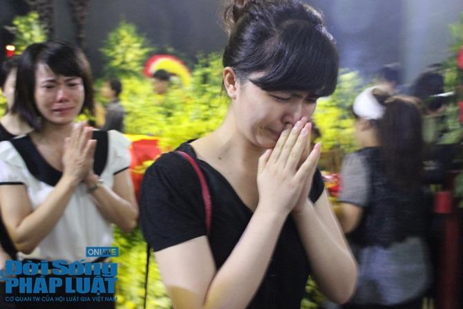Đang tổ chức lễ viếng, truy điệu Trung tướng Nguyễn Xuân Tư
