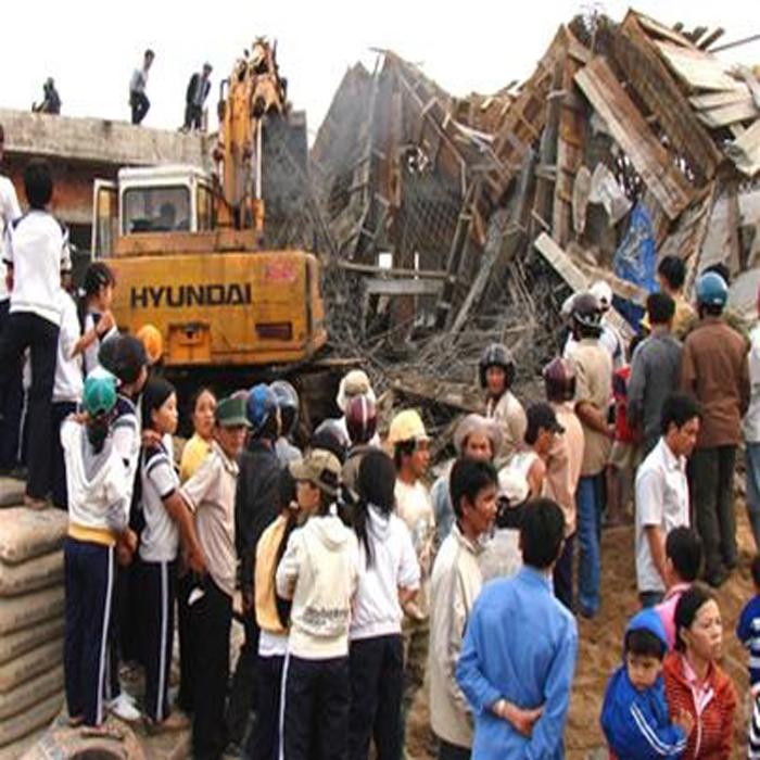 """(b giay)600 người chết vì tai nạn lao động mỗi năm: Ai đã """"ém""""con"""