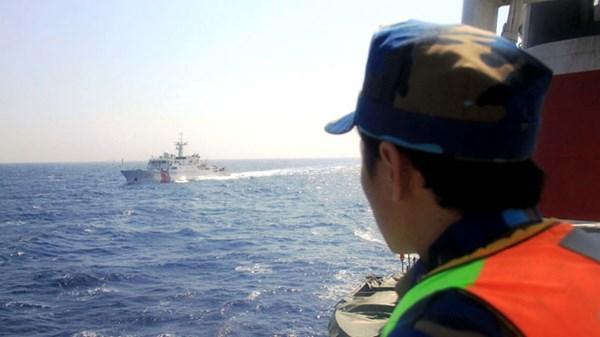 Một tuần trên tàu cảnh sát biển