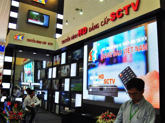 """Tiếp vụ việc SCTV bị xử phạt vì kinh doanh truyền hình """"lậu"""""""
