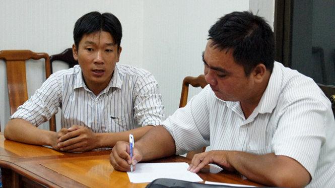 Vu no sung ban lai cong an o Binh Thuan Da bat toan bo doi tuong