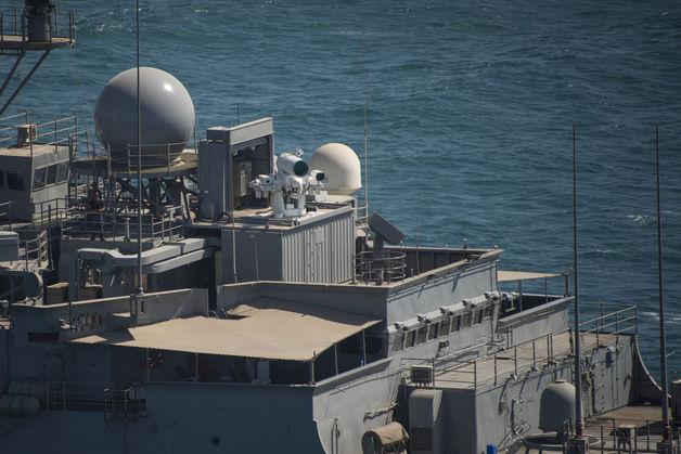 Mỹ lần đầu tiên đưa vũ khí laser đến vịnh Ba Tư