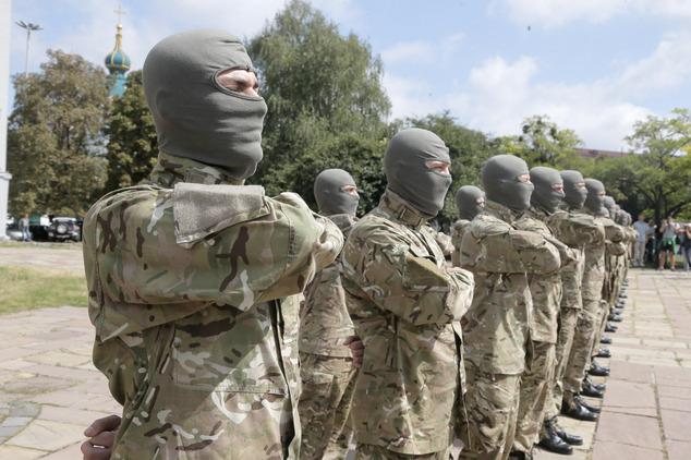 Ukraina: Quân đội chính phủ đạt được bước đột phá tại Luhansk