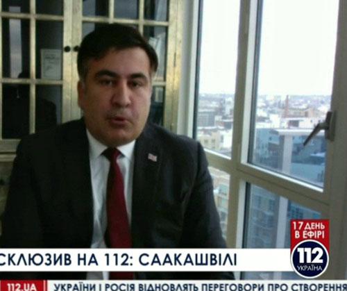 Cựu Tổng thống Gruzia bị truy tố: Người hùng thất thế