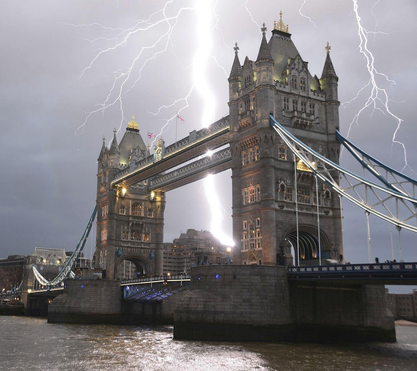 Chiêm ngưỡng 10 bức ảnh sét đánh ấn tượng nhất thế giới