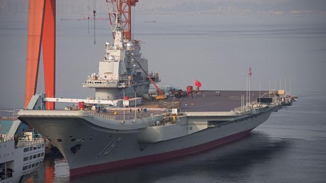 Trung Quốc: 2 phi công tử nạn khi thử nghiệm tàu sân bay Liêu Nin