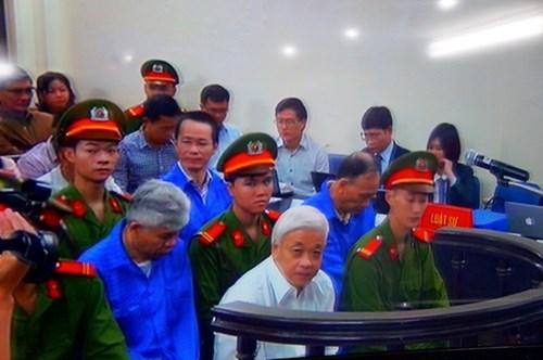 Bầu Kiên đề nghị có đại diện của Bộ Tư pháp trong phiên phúc thẩm - ảnh 1