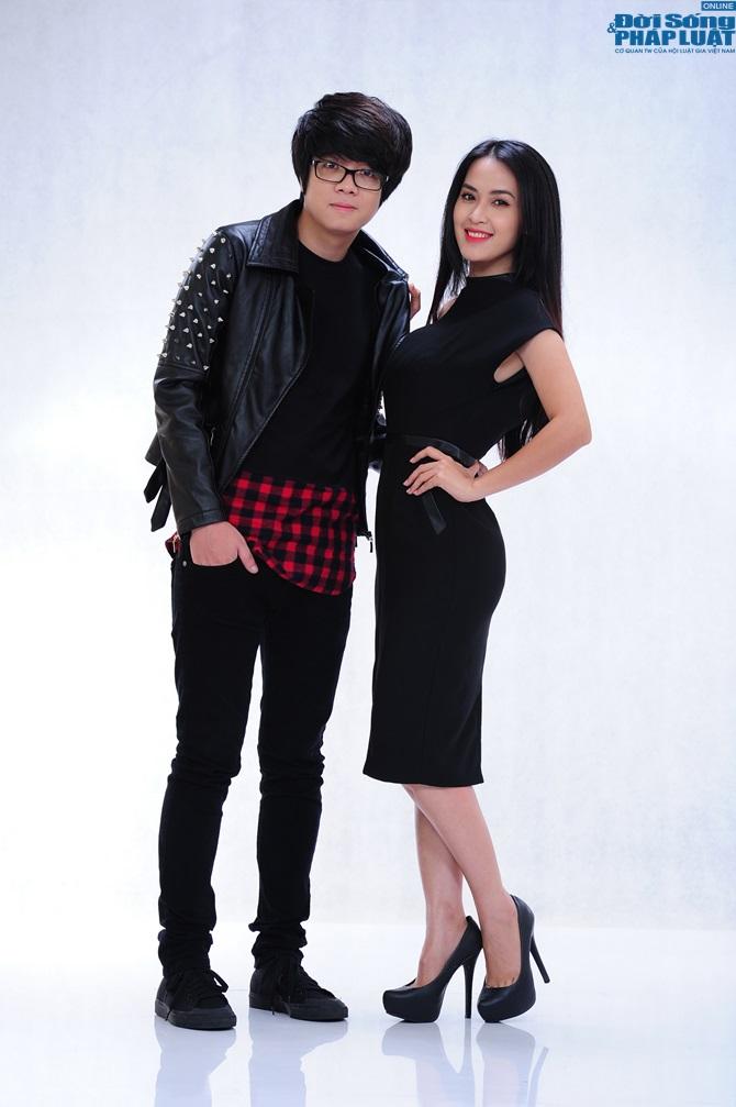 Cặp đôi hoàn hảo 2014: Bùi Anh Tuấn, Quốc Đại sợ...nhảy trong đêm