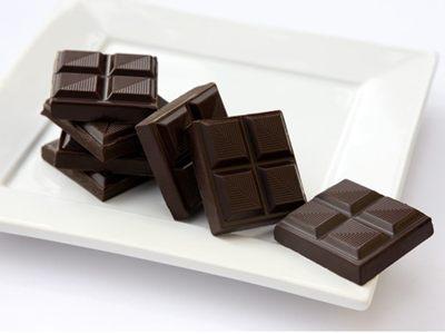 Kết quả hình ảnh cho socola đen không đường