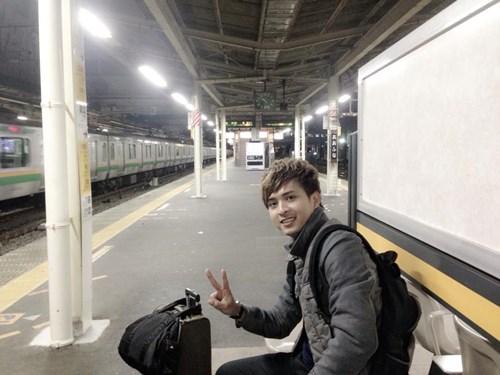 Hồ Quang Hiếu: May còn tiền, không chắc xin ăn ở Nhật - ảnh 1