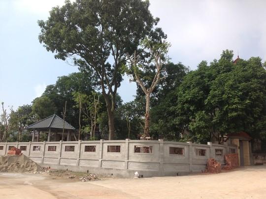 Nguyên phó chủ tịch tỉnh lấn chiếm gần 400m2 đất xây biệt thự