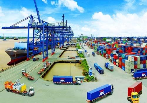 Xuất nhập khẩu hàng hóa tại Phlipspin ( ảnh minh họa )