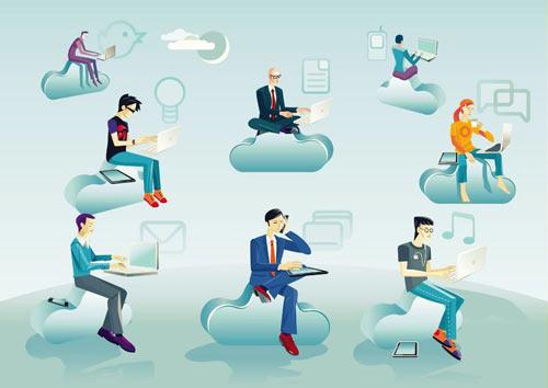 kinh doanh online%20(1) Kinh doanh qua mạng áo thun và 8 điều cần lưu ý