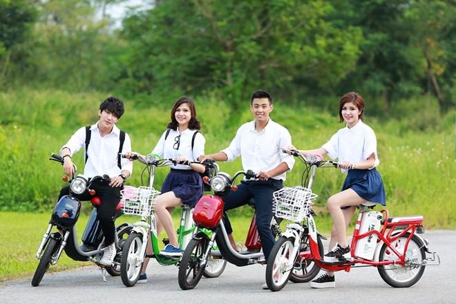 Kết quả hình ảnh cho Xe đạp điện chọn loại nào tốt