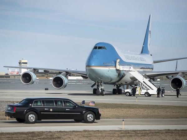 Chiếc máy bay thần tốc của Tổng thống Mỹ