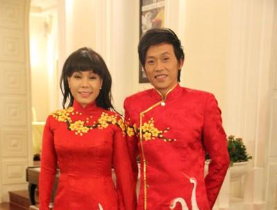 Viet Huong va Hoai Linh la vo Chong Việt Hương Và Hoài Linh
